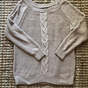 Cozy Cable Sweater 🍁🍂